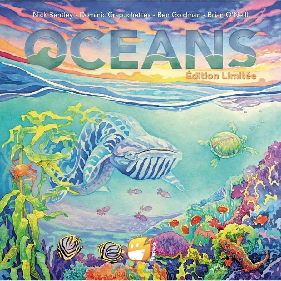 Oceans (Édition Limitée) (2020) - Jeu de société - Tric Trac