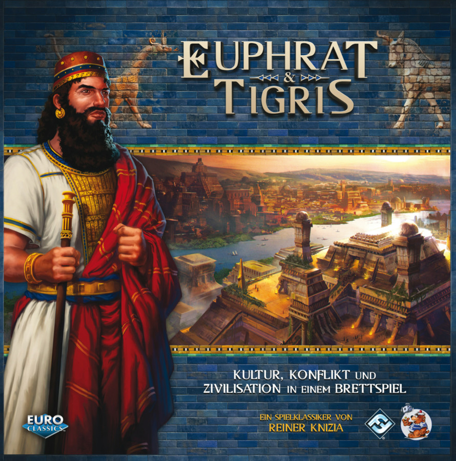 Euphrat & Tigris, die dritte