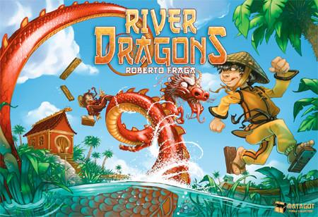 River Dragons sur les étals