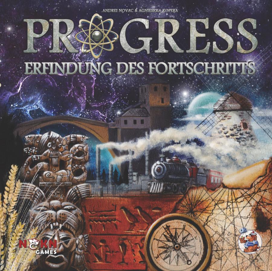 Den Fortschritt erfinden