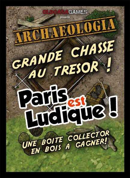 CHASSE AU TRESOR PARIS EST LUDIQUE
