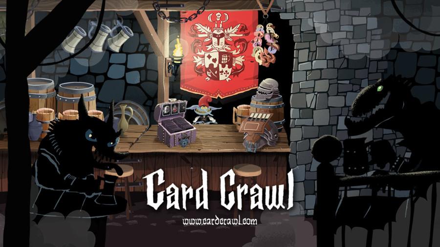 Card Crawl : Seul dans l'donj' avec un concours !