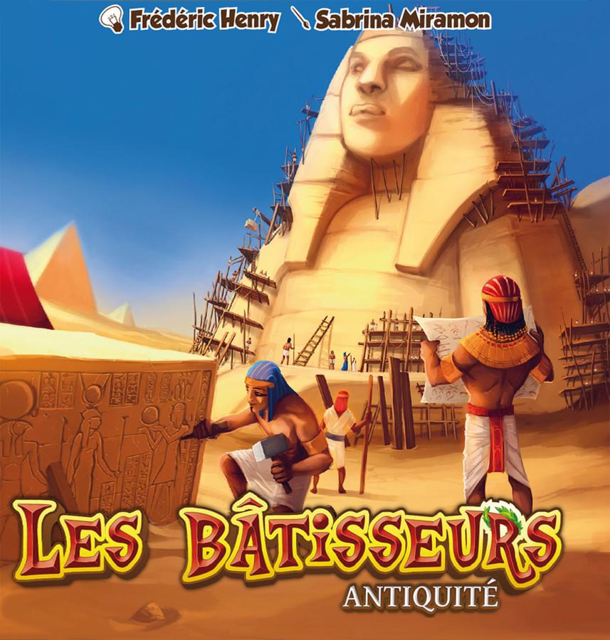 Les Bâtisseurs - Antiquité : passez votre CAP pyramide