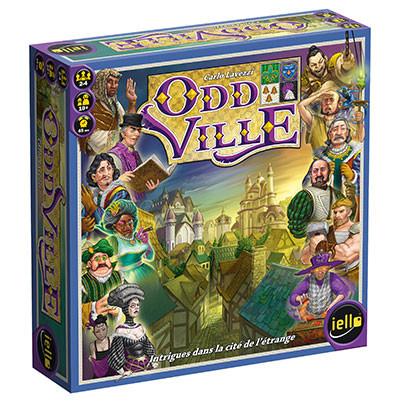 <p>Oddville ouvre ses portes mais avant vous devrez les construire</p>