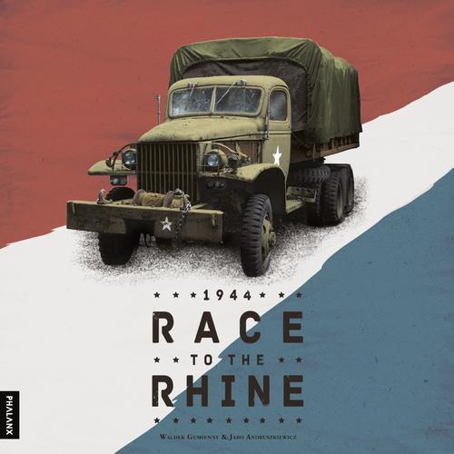 1944 : Race to the Rhine, la guerre autrement !