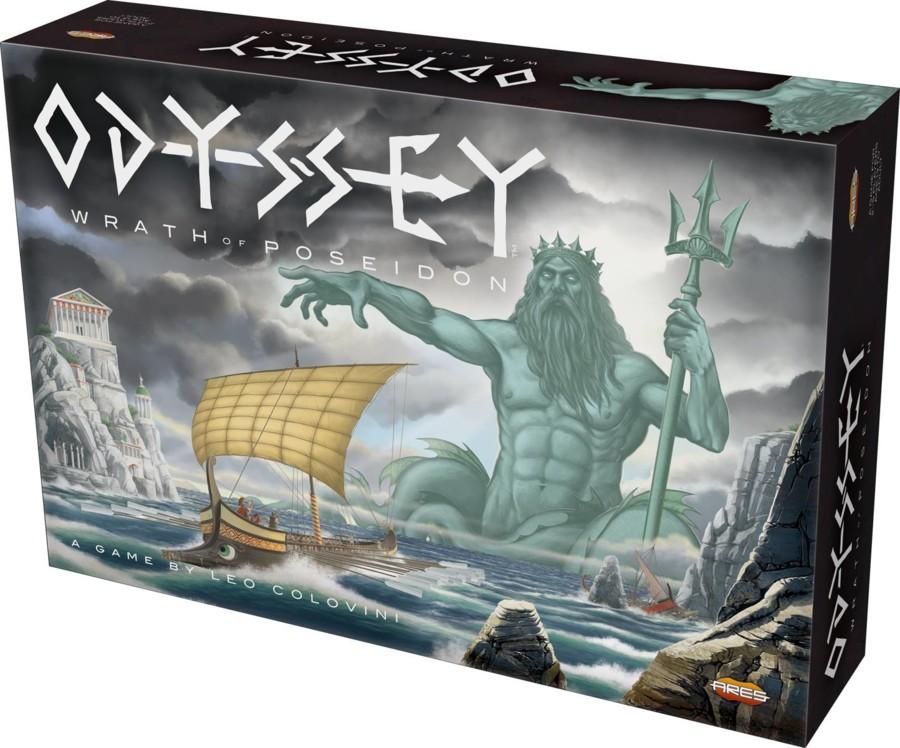 Odyssey : Wrath of Poseidon