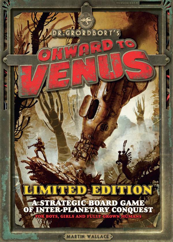 Onward to Venus: Reiseführer
