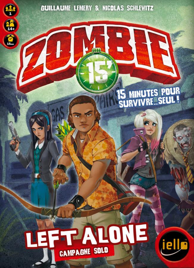Zombie 15' - Left Alone : Solo, Schizo... bobos