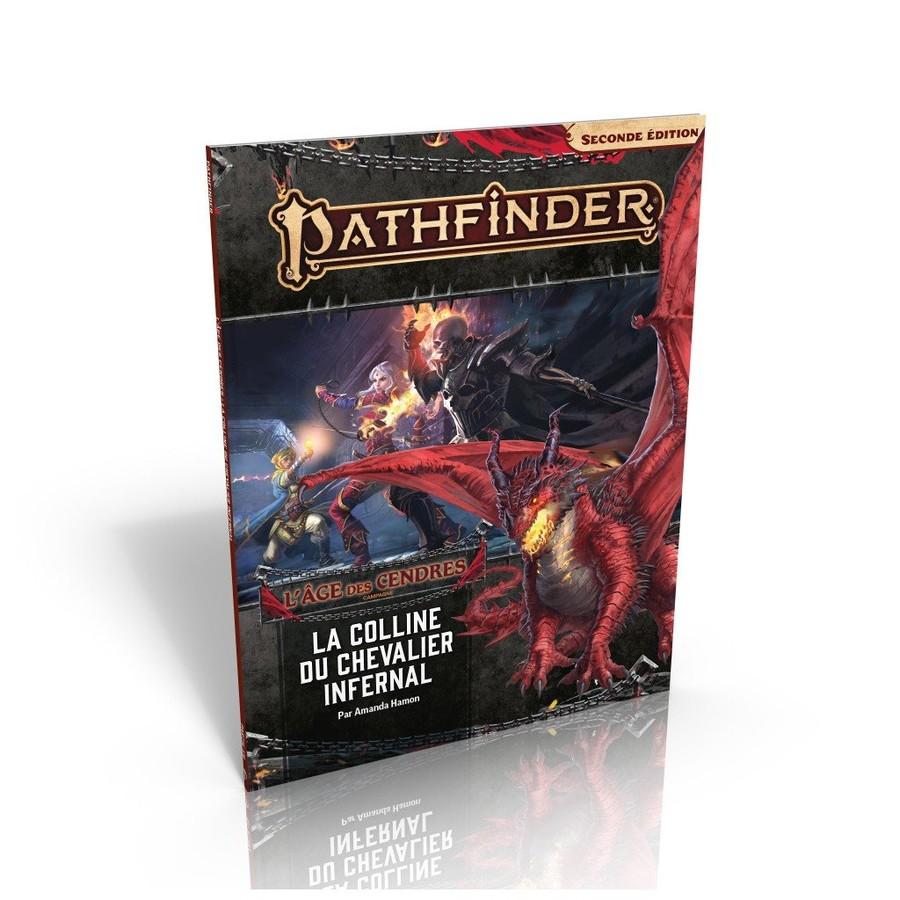 Pathfinder 2 - L'Âge des Cendres - La Colline du Chevalier Infernal