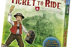 Les Aventuriers du Rail : Suisse