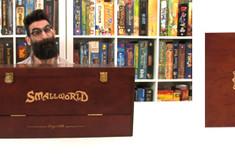 SmallWorld Designer Edition, le dedans de la boîte !