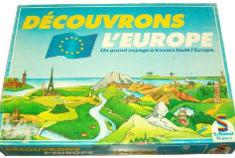 Découvrons l'Europe
