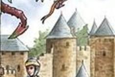 Carcassonne : Burgfräulein & Drache