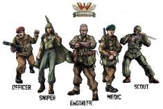 """V-Commandos : """"Un coup d'main, Colonel ?"""""""
