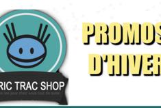 [Tric Trac Shop] Promos d'Hiver