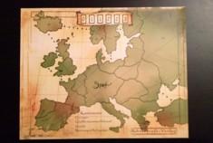 8 Minutes pour un Empire : Carte Europe
