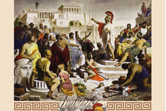 Pericles : The Peloponnesian Wars 460-400 BC
