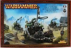 Warhammer : Char à sangliers Orque