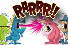 Rarrr !