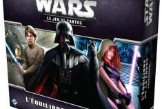 Star Wars Le Jeu de Cartes : L'Équilibre de la Force: boite