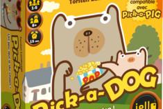 Pick a Dog: box 3d