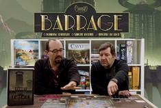 Barrage , de la vidéo en plus !