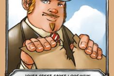 """Desperados of Dice Town: carte """"Maire"""""""