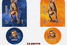 Dungeon Twister : Le Pauvre