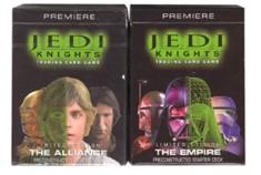 Jedi Knight CCG - Premiere
