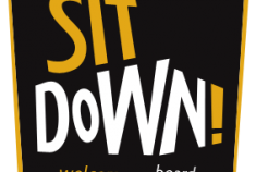 Sit Down! logo