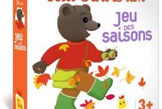 Petit Ours Brun - Jeu des saisons