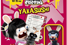 Lapins Crétins - Yakasushi