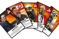 18 - Soldats du feu: cards