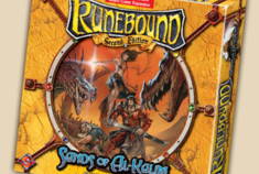 Runebound - Sands of Al-Kalim Expansion