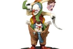 Horror Clix - Freakshow Booster