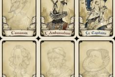 Complots : illustrations des cartes en cours