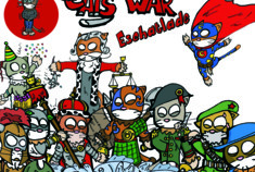 cats' war : es-chat-lade