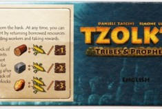 Tzolk'in: The Mayan Calendar – Tribes & Prophecies – Mini Expansion 1: