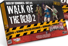 Zombicide : Walk of the Dead: