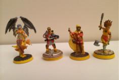 Dungeon Twister : Mercenaires (Figurines):