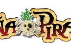 Piña Pirata: logo