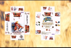 WORMS CARD