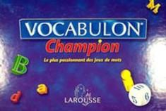 Vocabulon Champion