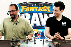 Super Fantasy Brawl, de l'explication !