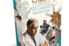 CHRONI - LES GRANDES INVENTIONS