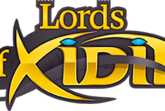 Lords of Xidit: logo