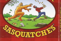 FLAPJACKS AND SASQUATCHES: