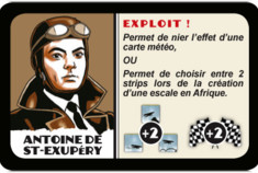 L'aérospostale: card