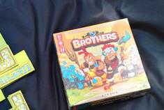 Brothers au pique-nique