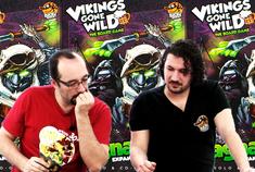 Vikings Gone Wild: Ragnarok! , de la vidéo en plus !